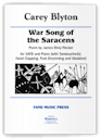 War Song of the Saracens